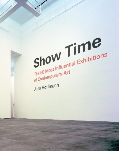 libro show time: the 50 most influential exhibitions of co