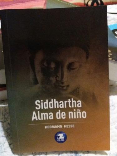 libro siddhartha alma de niño