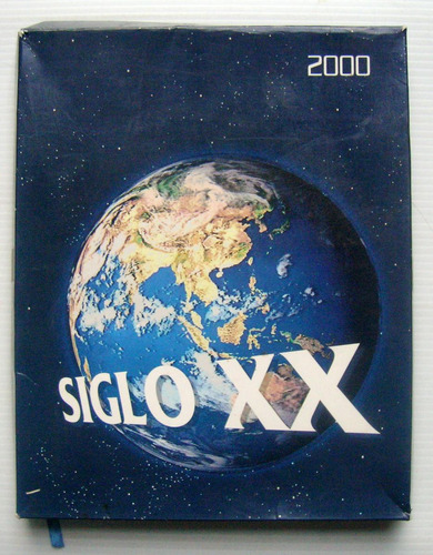libro siglo xx almanaque agenda directorio importado 1999