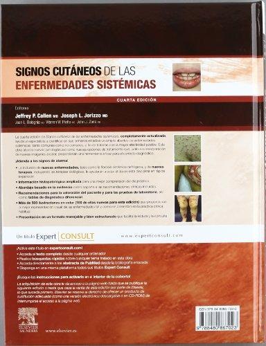 libro signos cutaneos de las enfermedades sistemicas - nuevo