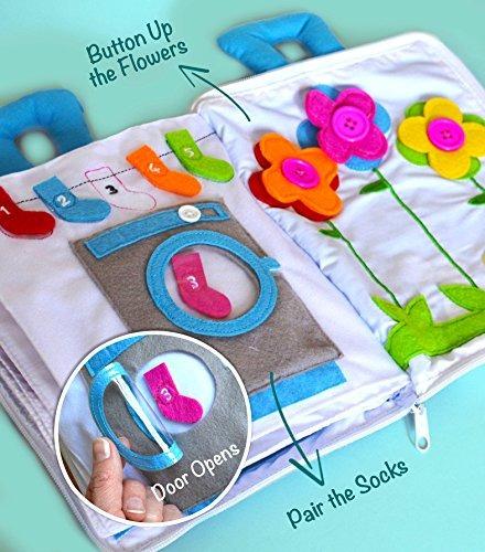 libro silencioso de curious columbus mejor juguete educativo