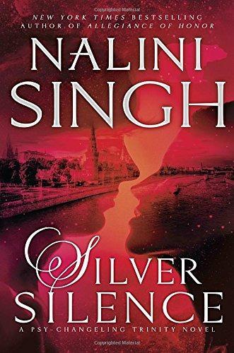 libro silver silence - nuevo