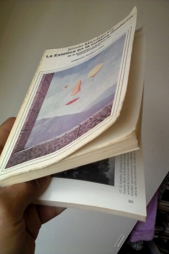 libro simon marchan fiz / estetica en la cultura moderna gg