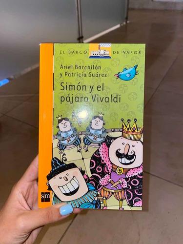 libro simon y el pájaro vivaldi