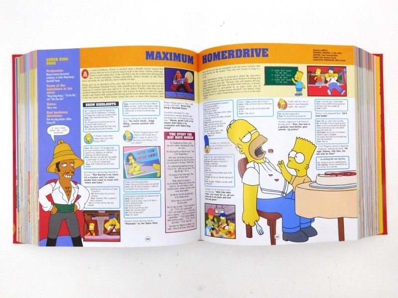 Simpsons World The Ultimate Episode Guide Seasons 1-20 Pdf