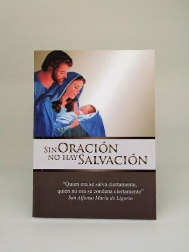 libro sin oración no hay salvación mini