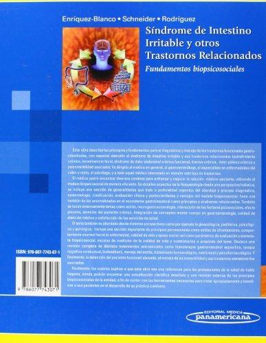 libro síndrome de intestino irritable y otros trastornos rel