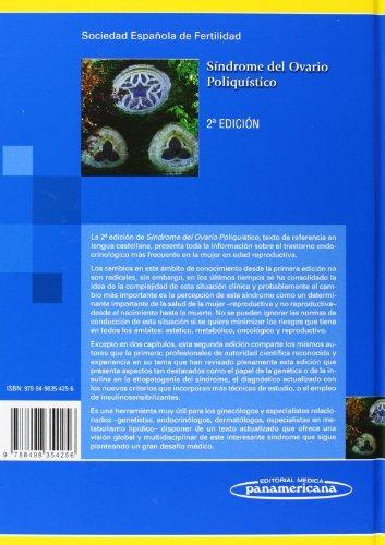 libro síndrome del ovario poliquístico: 2ª edición - nuevo