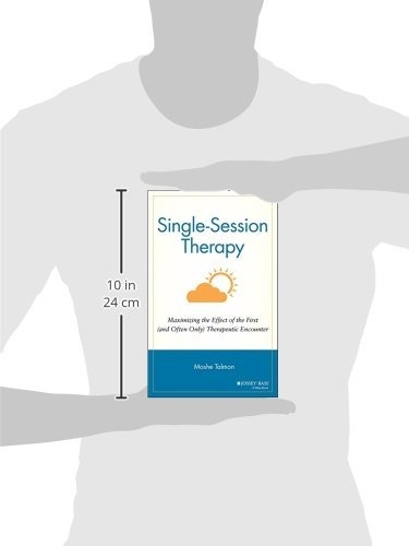 libro single-session therapy: maximizing the effect of the