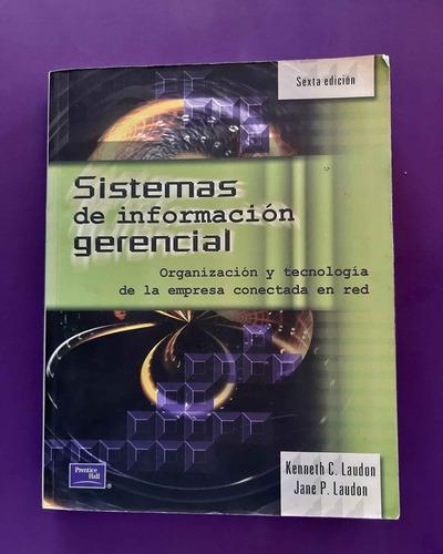 libro sistemas de informacion gerencial
