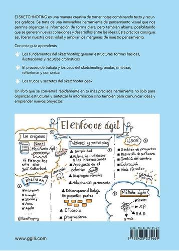 libro sketchnoting pensamiento visual