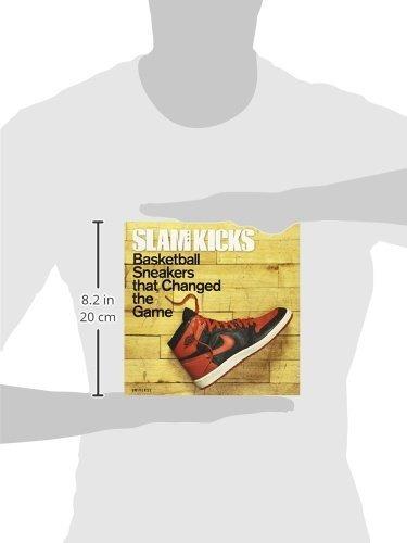 libro slam kicks: basketball sneakers that changed the game