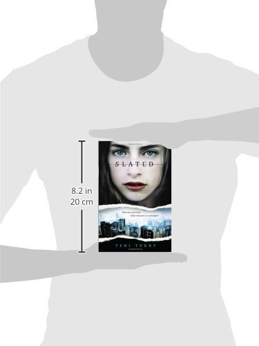 libro slated - nuevo