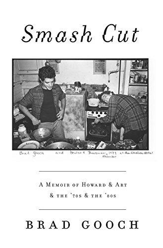 libro smash cut: a memoir of howard & art & the '70s & the