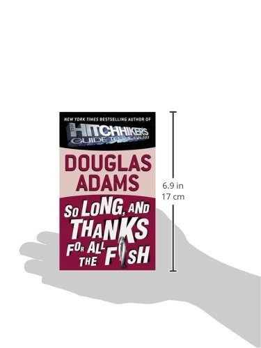 libro so long, and thanks for all the fish - nuevo