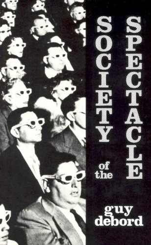 libro society of the spectacle - nuevo