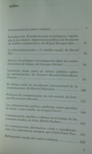 libro sociologia de la comunicación de masas