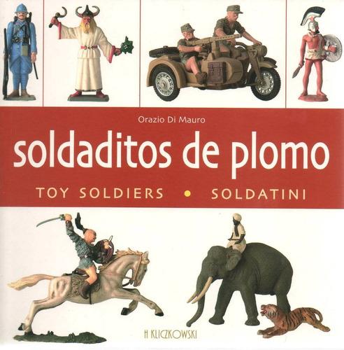 libro: soldaditos de plomo