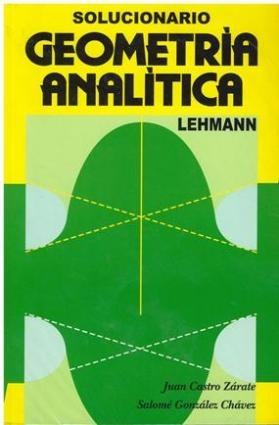 solucionario de geometria analitica de charles lehmann