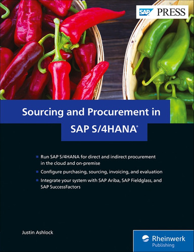 libro sourcing and procurement in sap s/4hana