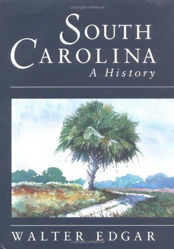 libro south carolina: a history - nuevo