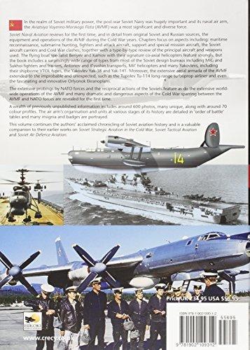 libro soviet naval aviation 1946-1991 - nuevo
