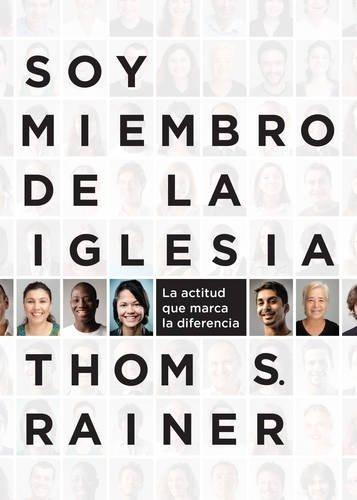libro soy miembro de la iglesia / i am a church member: la a