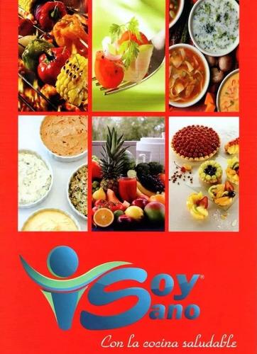 libro soy sano+recetario pdf