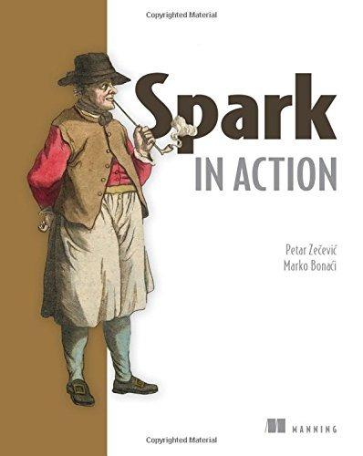libro spark in action - nuevo