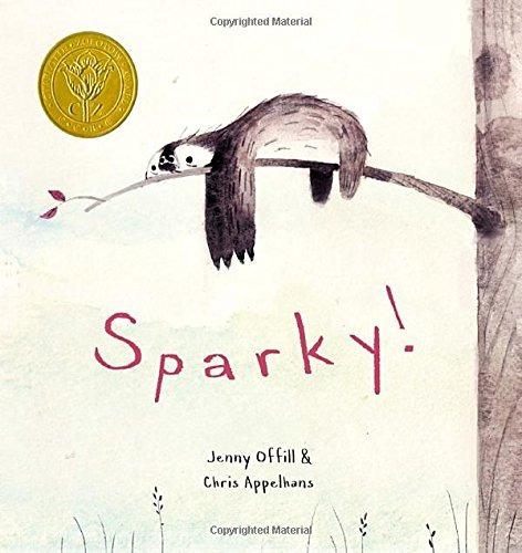 libro sparky! - nuevo