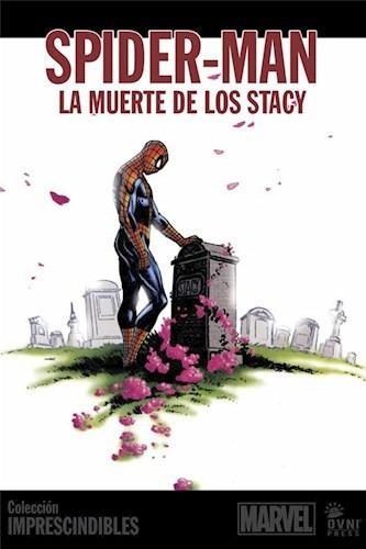 libro spider - man  la muerte de los stacy de marvel