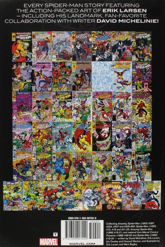libro spider-man omnibus -por david micheliniein importación