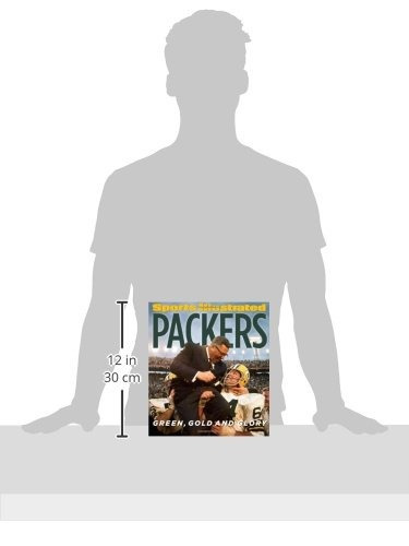 libro sports illustrated packers: green, gold and glory