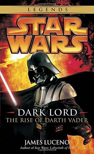 libro star wars dark lord: the rise of darth vader - nuevo