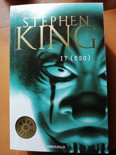 libro stephen king it