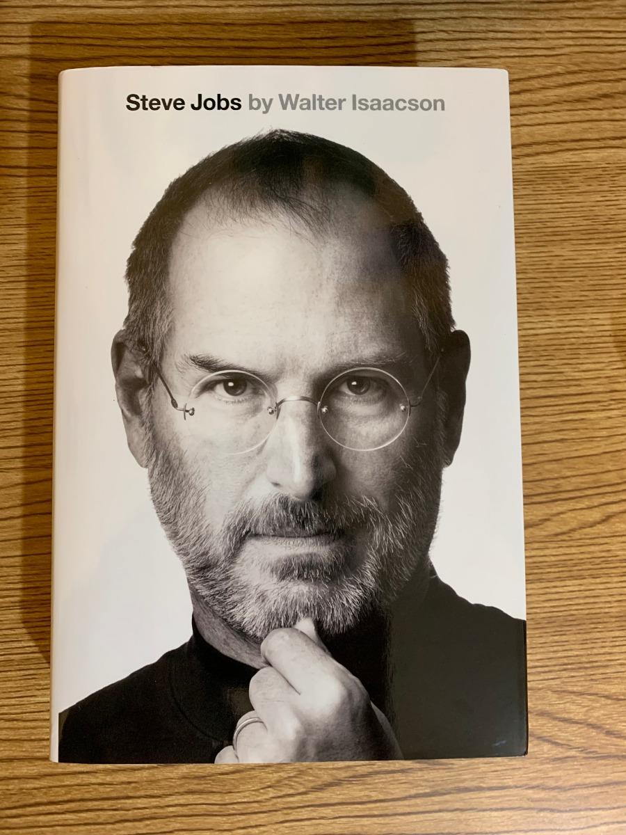 8de0eedb265 Libro Steve Jobs Biografía Walter Isaacson Apple iPhone - $ 800.00 ...
