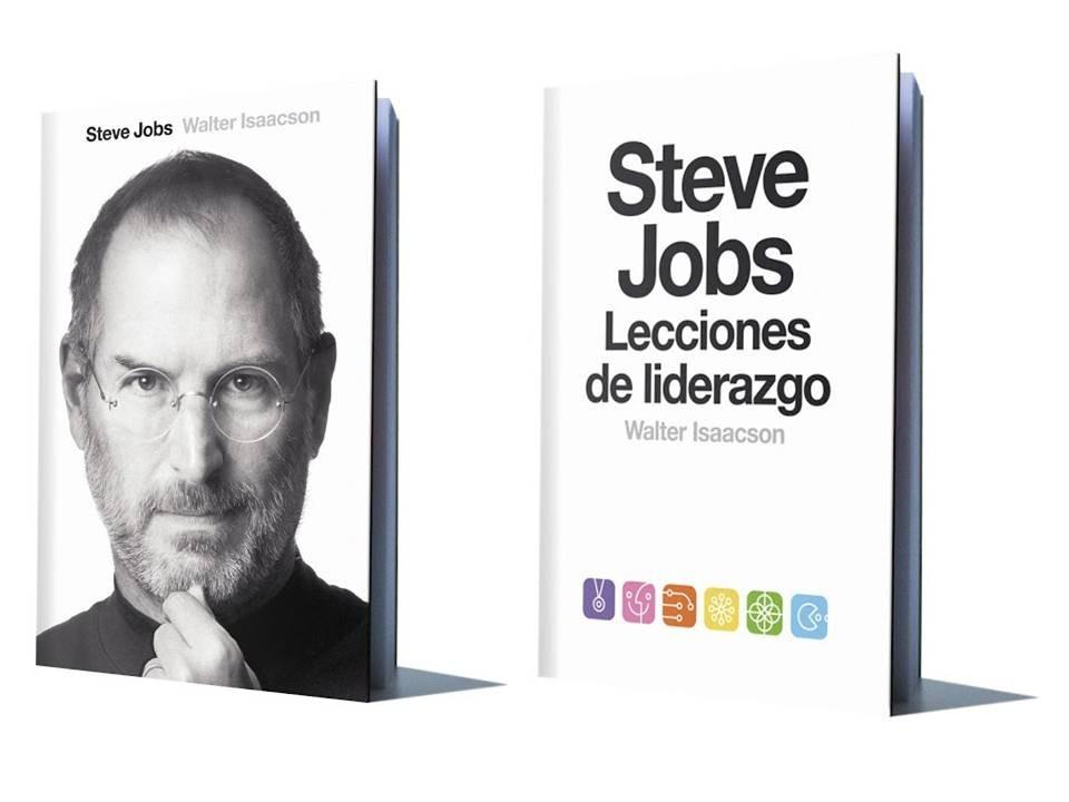 d597000cb14 libro steve jobs, la biografia - lecciones liderazgo pdf. Cargando zoom.