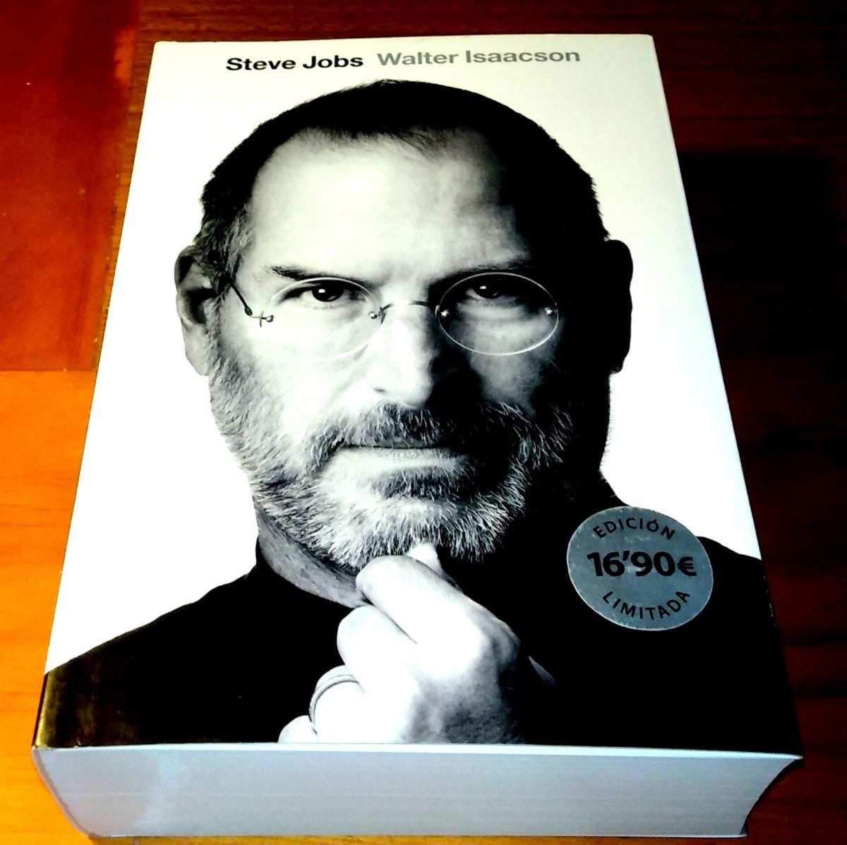 f51b7a6f46b Libro - Steve Jobs - Walter Isaacson - Biografia - $ 14.900 en ...