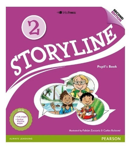 libro storyline 2 pupil's book