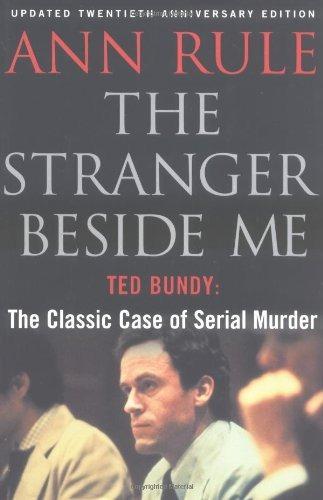 libro stranger beside me - nuevo