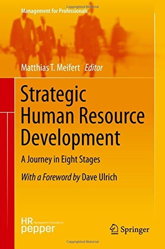 libro strategic human resource development: a journey in e