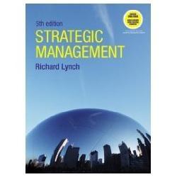 libro : strategic management, richard lynch, (access code in