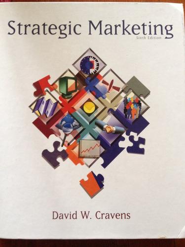 libro strategic marketing david w cravens
