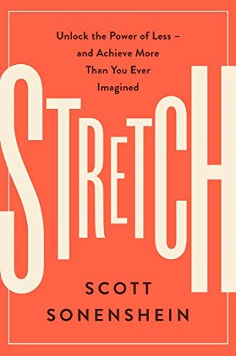 libro stretch: unlock the power of less-and achieve more tha