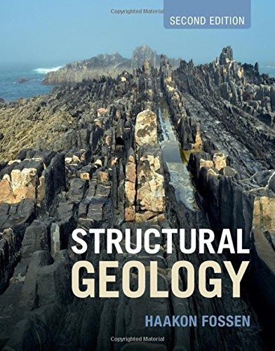 libro structural geology - nuevo