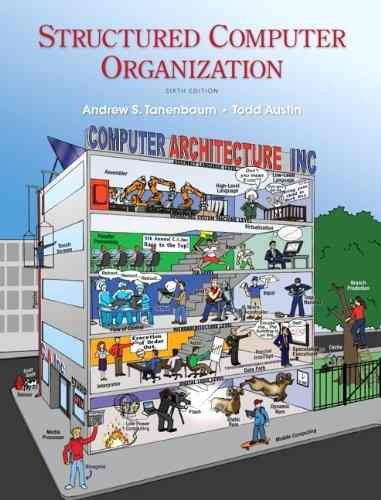 libro structured computer organization - nuevo