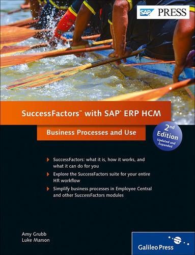 libro successfactors with sap erp hcm business processes