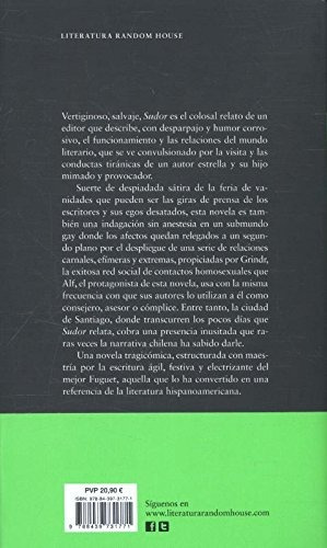 libro sudor / sweat - nuevo