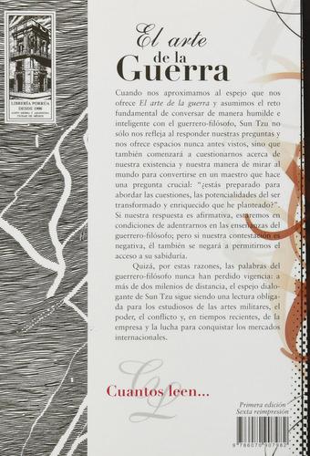 libro sun tsu / el arte de la guerra - nuevo