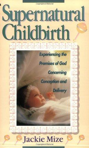 libro supernatural childbirth - nuevo